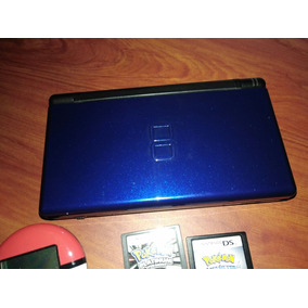 Nintendo Ds Lite Color Azul