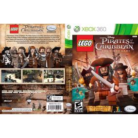 Lego Pirates Of The Caribbean - Lt 3.0 Ou Jtag