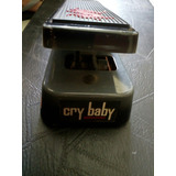 Cry Baby Signature Andreas Kisser