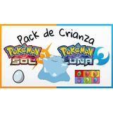 Pack De Crianza Pokémon Dittos 6iv Extras Gardevoir Objetos