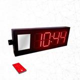 Reloj Y Cronómetro Digital Led