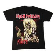 Iron Maiden - Killers - Remera