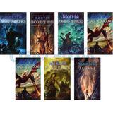7 Libros - Saga: Canción De Hielo Y Fuego - George R. R. M.