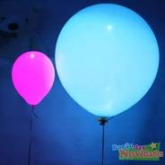 Balão De Led / Bexiga De Led Pronta Entrega - 5 Unidades