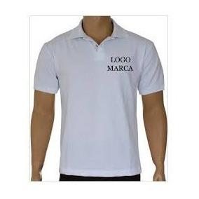 Camisa Polo Uniforme Personalizada Com Logo De Sua Empresa