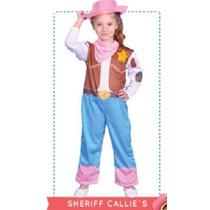 Disfraz Sheriff Callie T:1
