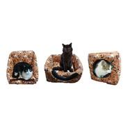 Moisés Cubo Sillón 3 En 1 Para Mascotas Gatos Perros Cama