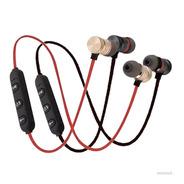 Audífonos Magnéticos Bluetooth Manos Libres Sport