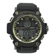 Reloj Zeit  Hombre  Plástico  Negro Filos Dor - Cb00018807
