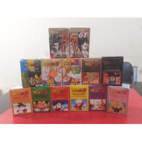 Colección Cartas De Dragon Ball Z Y Gt. Expansiones Cromeros