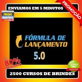 Fórmula De Lançamento 5.0- Erico Rocha+ 2500 Brindes