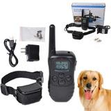 Collar Entrenador A Control Remoto, Recargable, Caza ,perros