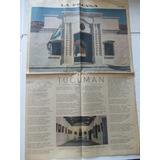 2956- La Prensa 1º Sec. Tucuman 1966, 8 Pag.