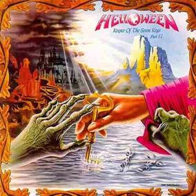Cd Helloween Keeper Of Rthe Seven Keys Part 2