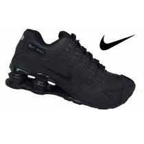 Nike Shox Deliver Nz Lançamento Masculino Original