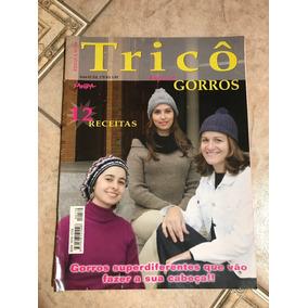 Revista Feito À Mão Tricô Especial Gorros 170