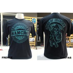 Camiseta Sons Of Anarchy, Loja Tribbos Store