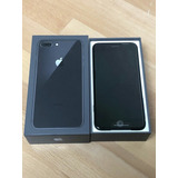 Apple Iphone 8 Plus Gris Espacial 256gb Nuevo Y Libre