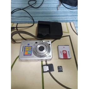 Camara Digital Sony Cybershot Dsc-w55 7.2 Megapixel