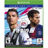 Fifa 19 Xbox One Ed Champions Juego Fisico Obsequio Tula