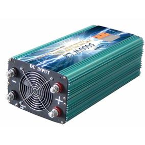 Inversor De Corriente 5000w - 20000w 12v Dc 110v Ac 80a