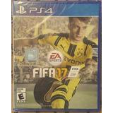 Fifa 17 Ps4 Play Station4 Latino Nuevo Sellado En Stock