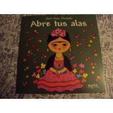 Libro Didactico De Frida Kahlo Para Pintar, Con Frases Y Mas