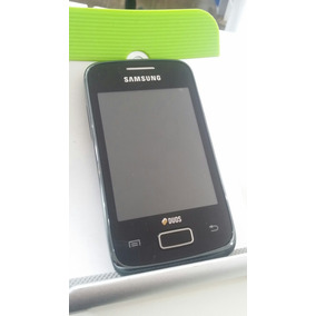 Smartphone Samsung Galaxy Y 2 Chips Duos S6102 De Vitrine