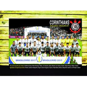 Placa Decorativa Corinthians Heptacampeão Brasileiro 201