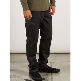 Pantalon Volcom, Mod. Vsm Strngr Cargo Pant, Color Led.