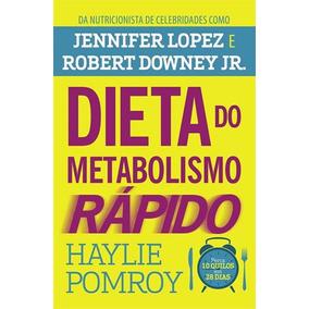 Dieta Do Metabolismo Rapido - Ed Economica - Harpercollins