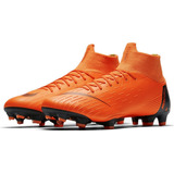 huge discount 8532a 444a5 Botines Nike Mercurial Superfly 6 Pro Fg Talle 12 Us