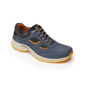 Tenis Zapato Flexi 79801 Azul Casual