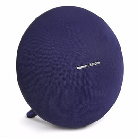 Caixa Som Harman Kardon Onyx Studio 4 60w Azul Bluetooth