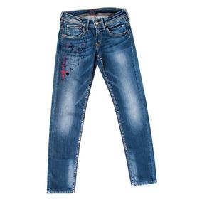 Jeans Niña Pg200375 Fusca Junior Mp