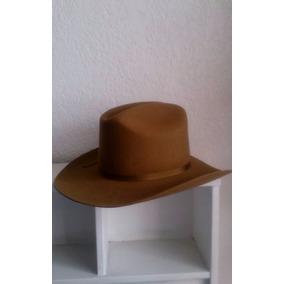 Sombrero Vaquero Fieltro 100 Por Ciento Lana 10 X