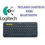 Teclado Logitech K380 Bluetooth Univ. ¡original & Sellado!!