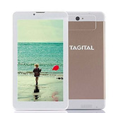 Tagital 7 Dual Core 3g Phablet, Android Phone Tablet, An
