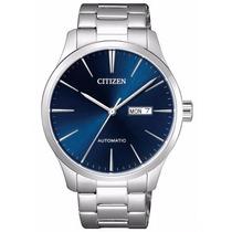 Reloj Citizen Nh8350-59l Automático 50 Mts Wr Acero