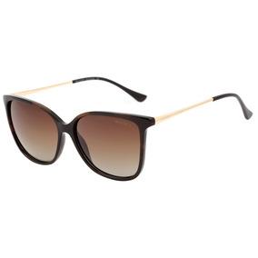 Bulget Bg 5076 - Óculos De Sol G21 Marrom Mesclado E