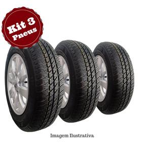 Kit 3 Pneu 175/70 R14 Remold Gw Tyre Pirelli 5 Anos Garantia