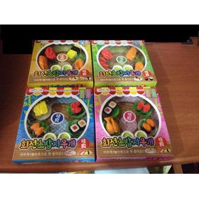 Paquete De Gomas Para Borrar Sushi