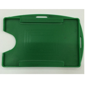 Porta Cracha Cor Verde Universal Mares Com 20 Peças.