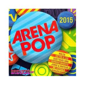 Cd Arena Pop - 2015 - Coletanea