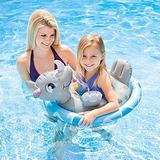 Bóia Infantil Inflável Piscina Importada Animais Intex 59570