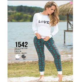 Preciosas Pijamas Colombianas Para Damas Marca D