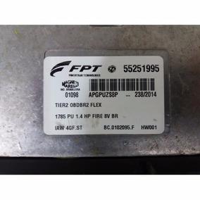 Modulo Injeção Iaw 4gf.st 55251995 Fiat Strada 1.4 8v Flex