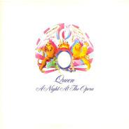 Queen A Night At The Opera Vinilo Nuevo Envio Gratis