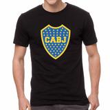 Remera Boca Juniors Boquita Boca Campeon Escudo Boca