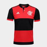 Camisa Flamengo Home 17/18 adidas Masculina Original S/patr